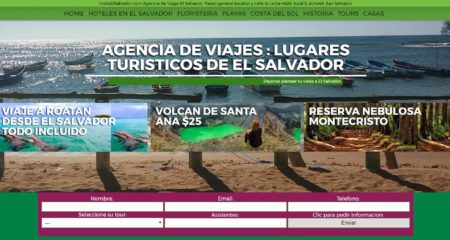 Agencia de marketing digital & social media  Visita El Salvador – Web oficial