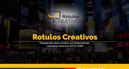 Agencia de marketing digital & social media  Rotulos Creativos El Salvador